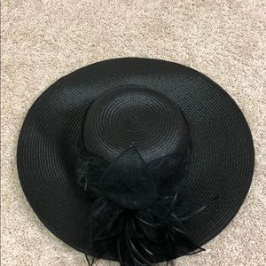 August Hats Accessories - Black brand new hat by August hat company with tag